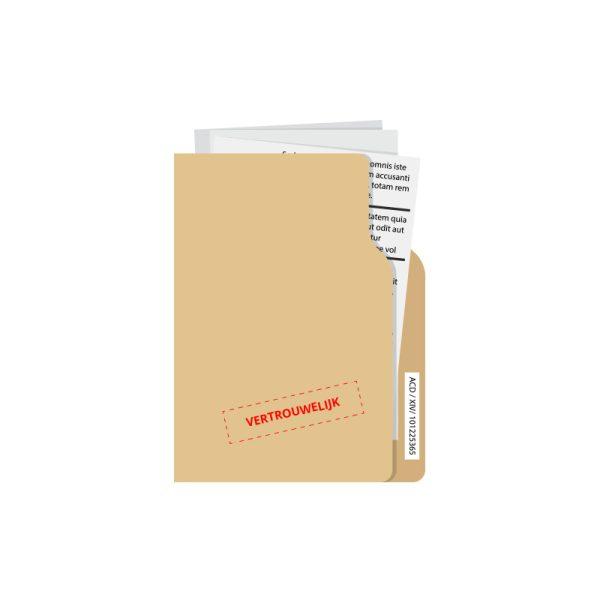Vertrouwelijk papier container huren bij BedrijfsafvalOphalen.nl