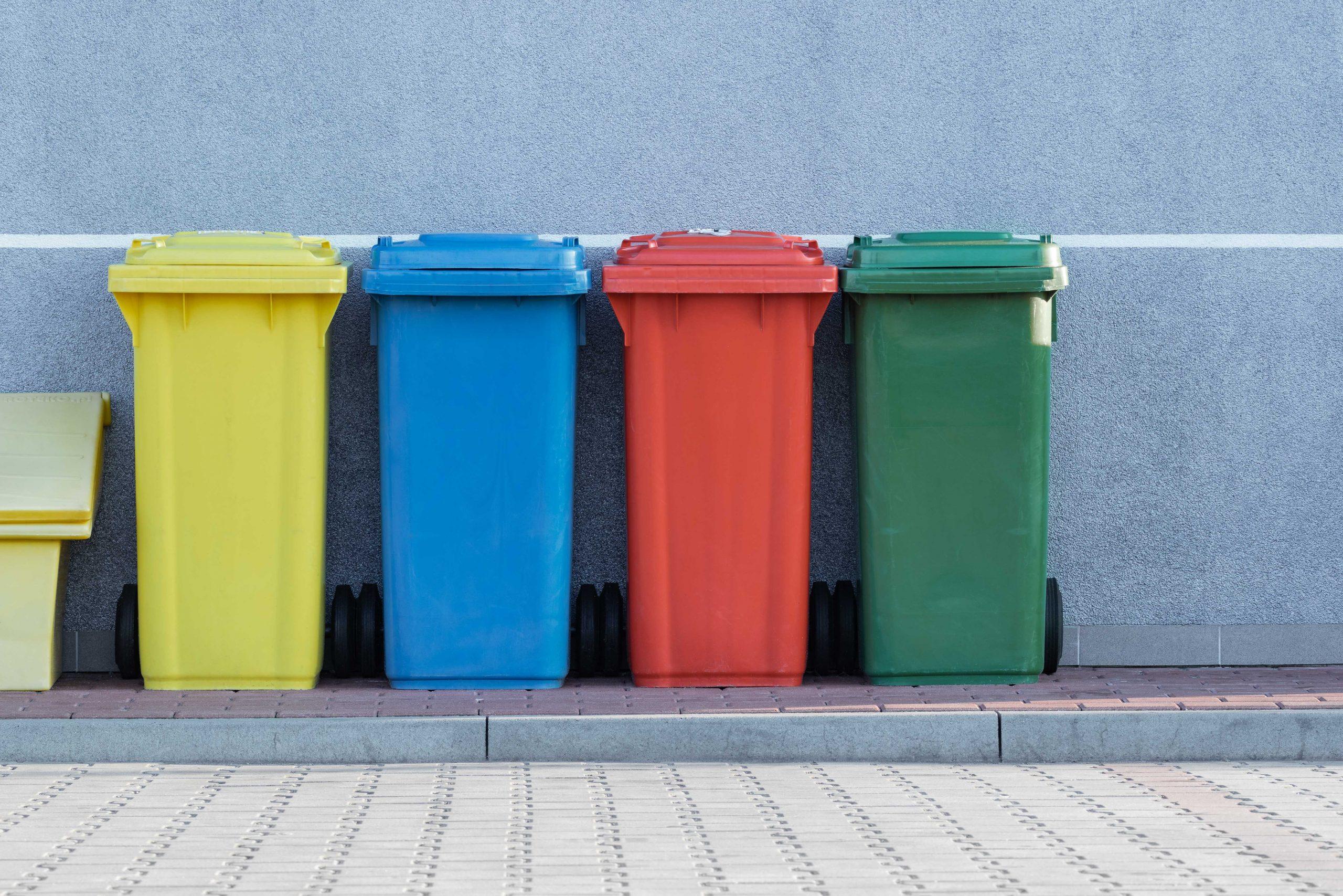 Bedrijfsafval scheiden doe je met de Afvalwijzer